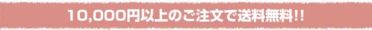 5,000円以上のご注文で送料無料!!