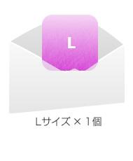 Lサイズ × 1個