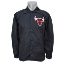 NBA Chicago Bulls Assistant Coach jacket (black)-Mitchell &Ness