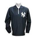Majestic MLB New York Yankees Authentic Cool Base Triple Peak Gamer jacket (Navy/home)