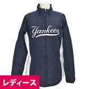 MLB New York Yankees Womens Authentic Double Climate On-Field jacket (navy) Majestic
