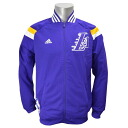 Adidas NBA Los Angeles Lakers 2014 On-Court Warm Up Jacket (purple)