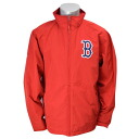 Majestic MLB Boston Red Sox Authentic Wind Jacket (red)