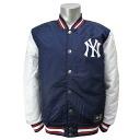 Majestic MLB New York Yankees pads athen jacket (Navy/white)