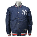 Majestic MLB New York Yankees pads athen jacket (Navy)