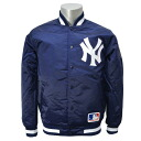 Majestic MLB New York-Yankees Vintage southern jacket (Navy)