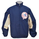 Majestic MLB New York Yankees Cooperstown Double Climate jacket (Navy)