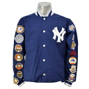 MLB New York Yankees SET-UP MAN jacket (Navy) G-III