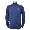 MLB Boston Red Sox Dri-FIT Track Jacket 1.5 (Navy) Nike