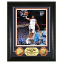 NBA sander #35 Kevin Durant Gold Coin photo mint The Highland Mint