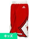 Adidas NBA Chicago Bulls Youth Revolution 30 Replica shorts (road)