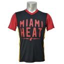 NBA Miami Heat SMR RN SHTR T shirt Adidas