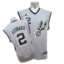 Adidas NBA Spurs # 2 Kawai-Leonard Revolution Replica Jersey (alternate)