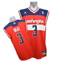 Adidas NBA wizards # 3 Bradley beer Revolution Replica Jersey (road)