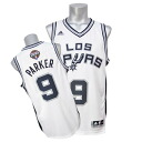 Adidas NBA Spurs # 9 Tony Parker 2015 Noches Enebea Swingman Jersey (home)