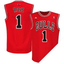 And the NBA bulls Derrick rose Jersey road adidas /Adidas (Revolution Replica Jersey)