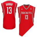 NBA rockets James Harden uniform load adidas /Adidas (Revolution Replica Jersey)