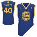 NBA warriors Harrison Barnes Jersey road adidas /Adidas (Revolution Replica Jersey)