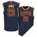 And the NBA Cavaliers LeBron James Jersey alternate adidas /Adidas (Revolution Replica Jersey)