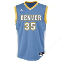 NBA nuggets Kenneth ferried uniform load adidas /Adidas (Revolution Replica Jersey)