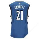 NBA Timberwolves Kevin Garnett Jersey road adidas /Adidas (Revolution Replica Jersey)