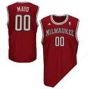 NBA bucks O j. Mayo Jersey alternate adidas /Adidas (Revolution Replica Jersey)