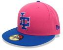 NPB Pacific club Lions cap (purple / blue)