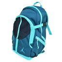 Nike Jordan /NIKE JORDAN Backpack / Rucksack teal / retro (JUMPMAN BACKPACK)