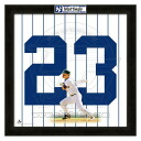 # 23 MLB Yankees Don Mattingly 20 Uniframe Photo File