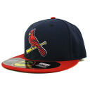 MLB St. Louis Cardinals Authentic Performance On-Field cap (オルタネート 2-2013) New Era