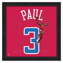 Clippers NBA Chris Paul FAT file /Photo File (UNIFRAME 20 x 20 Framed Photographic)