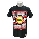 NBA Houston Rockets Gradient T-shirt (black) Mitchell&Ness