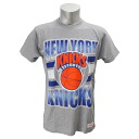 NBA New York Knicks Gradient T-shirt (gray) Mitchell&Ness