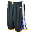NBA warriors shorts alternate / grey adidas /Adidas (Revolution Swingman Short)