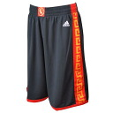 NBA warriors shorts grey adidas /Adidas (2015 Chainese New Year Revolution Swingman Short)