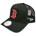 MLB Boston Red Sox Trucker Mesh Cap NewEra