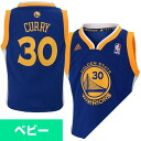 And NBA warriors Stephen Curry baby jerseys Royal Blue adidas /Adidas (Toddler Replica Road Jersey)