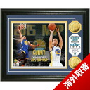 And NBA warriors Stephen Curry Highland Mint / Highland Mint (2015 MVP Gold Coin Photo Mint)
