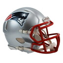 Liddell /Riddell mini helmet NFL Patriots Mini Replica Helmet (SPEED)