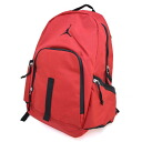 Nike Jordan /NIKE JORDAN Backpack / Rucksack red (JUMPMAN BACKPACK)