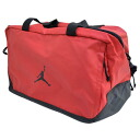 Nike Jordan /NIKE JORDAN Duffle back red (JUMPMAN MEDIUM DUFFEL)