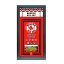 MLB Boston Red Sox Framed Championship Banner Photo File