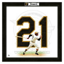 MLB pirates Roberto Clemente FAT file /Photo File (UNIFRAME 20 x 20 Framed Photographic)