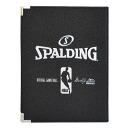 SPALDING NBA Binder A4 size (black)