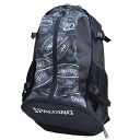 NBA rucksack / backpack ball print Spalding /SPALDING (Wilkes)