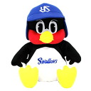 Tokyo Yakult Swallows sitting trick saliva Kuro University (home logo)