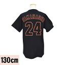 Yomiuri Giants / Giants Takahashi Shinji t-shirts kids 130 cm black (GIANTS Jersey T shirt 2012)