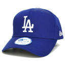 MLB Los Angeles Dodgers Twill Cotton cap (youth use) New Era