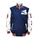MLB Chicago White Sox Final Out Commemorative Full Zip Jacket (Navy/white) G-III