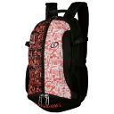NBA rucksack / backpack graffiti Orange Spalding /SPALDING (cajurmini)